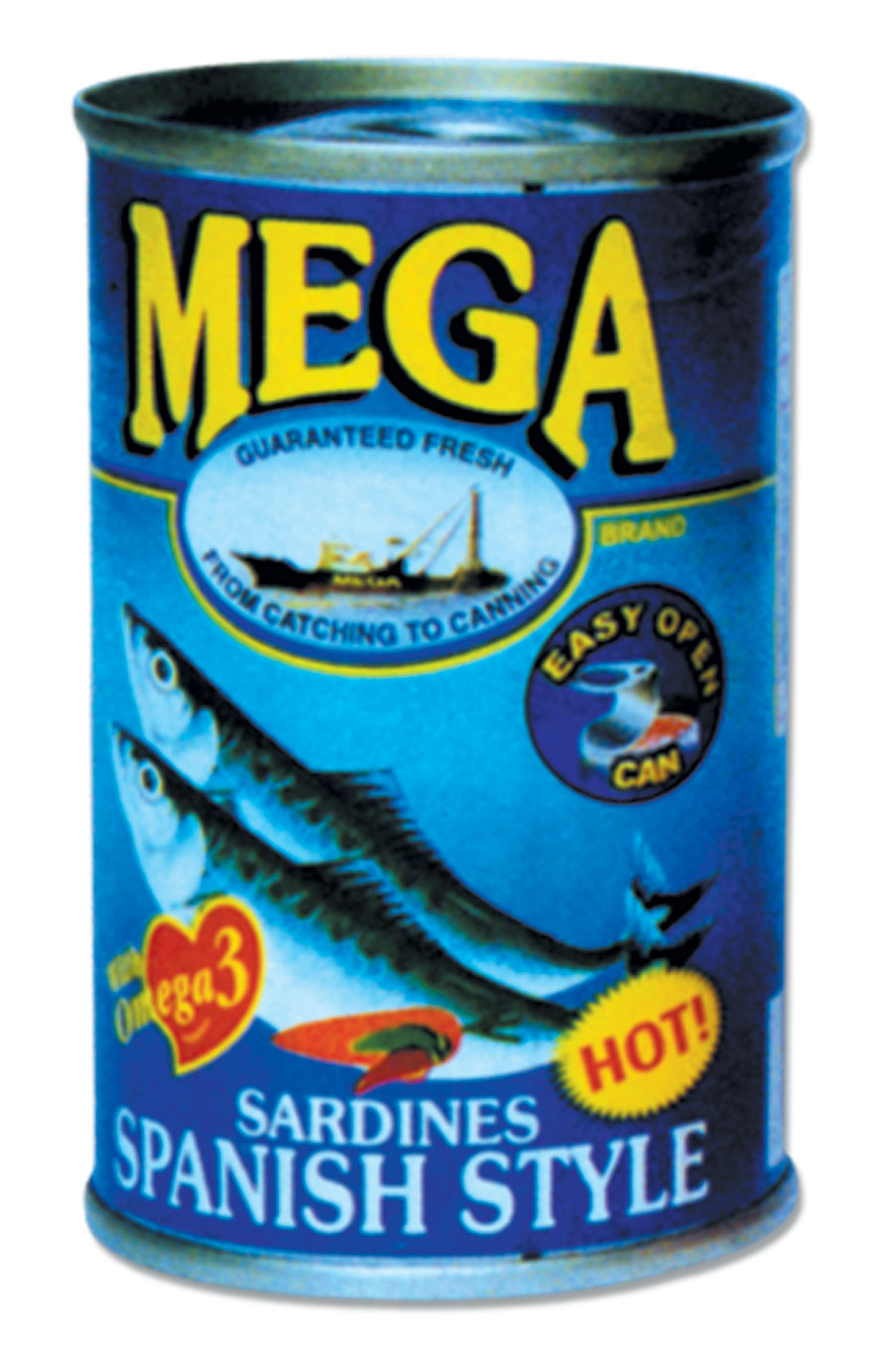 Sardines in Jitney Cans