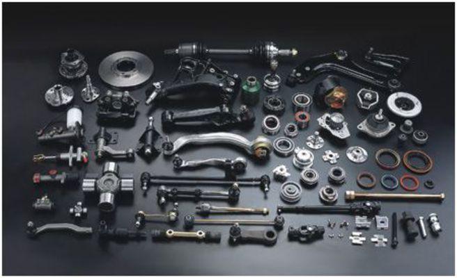 Korea Spare Parts for Hyundai, KIA, Daewoo, Ssan Young