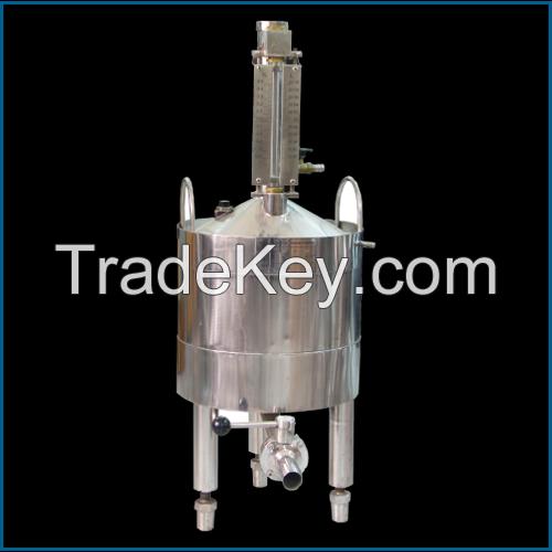 Pipette metallic volumetric Standard