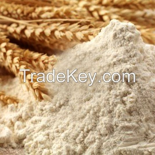 Wheat flour high grade