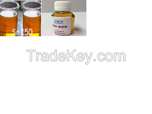 Base oil (SN150 , SN500, SN600, SN180, SN350 & Bright Stock)