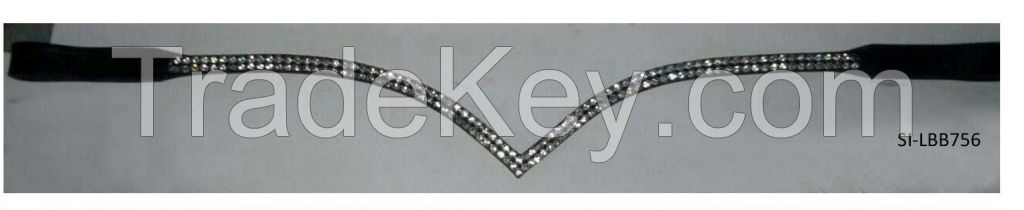 Leather Browband