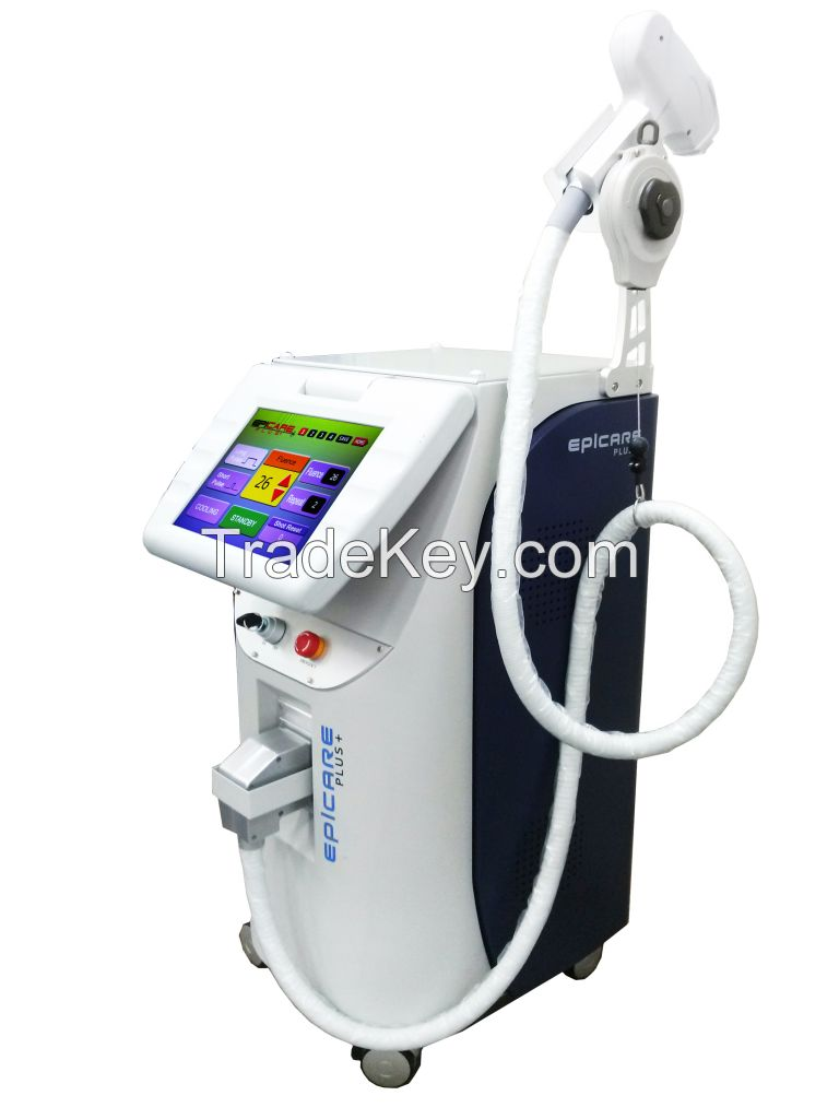 808nm Diode Hair removal (Epicare Plus)
