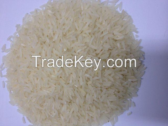 Thai Long Grain White Rice 100%, Grade B, sortexed