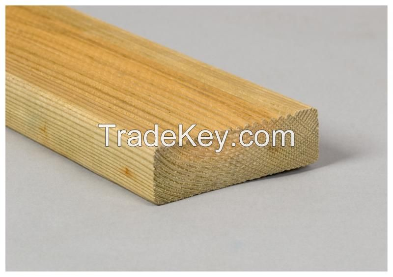 Planed Timber