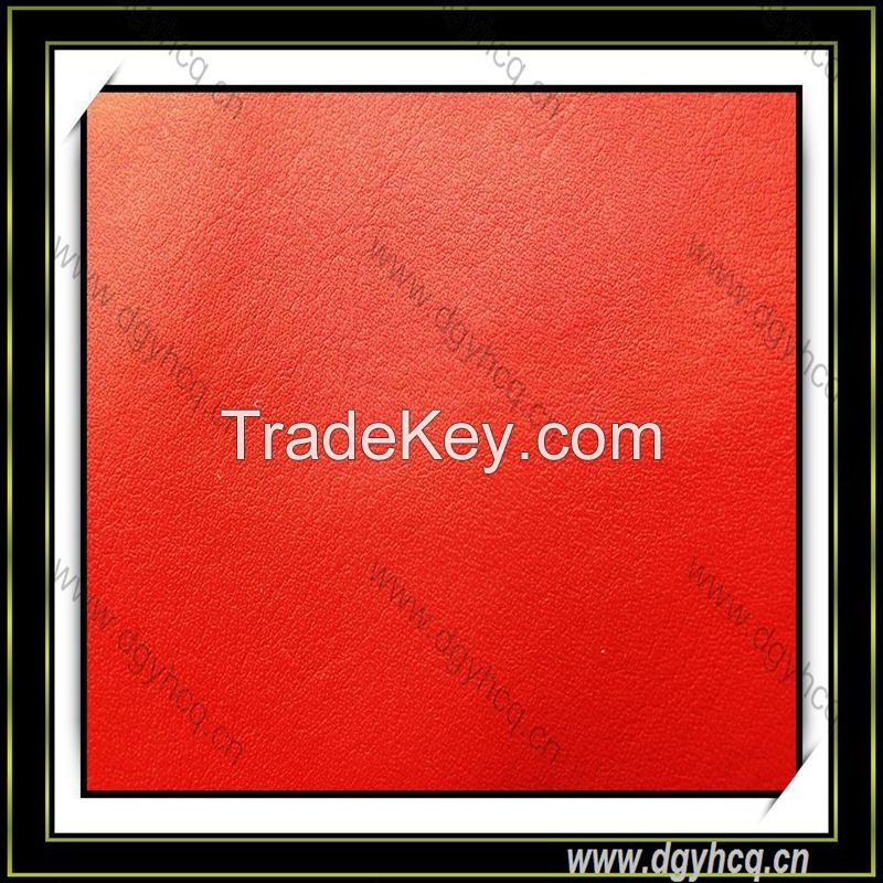 embossed faux suede microfiber leather