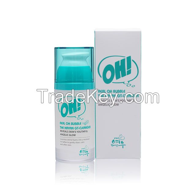 REAL OH BUBBLE THE HAYAN GT-CLEANSER