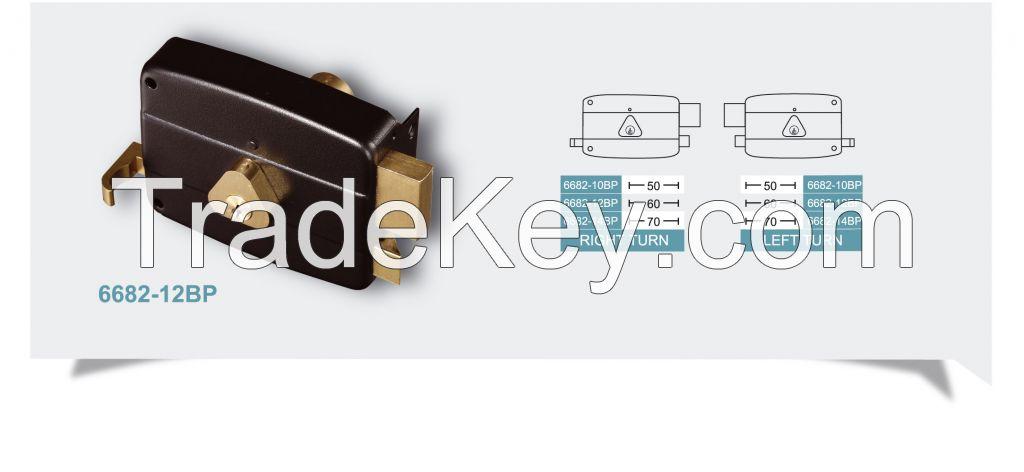 Rim lock CISA lock door lock security lock factory price lock whoesale