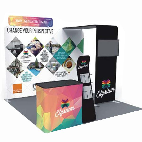 Trade Show Booth Display Equipment