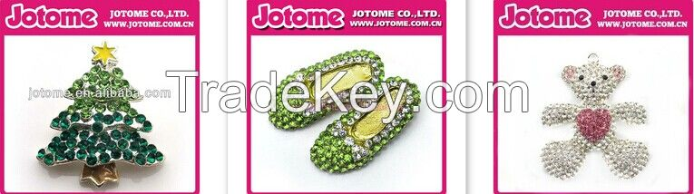 rhinestone  brooches/pendants/buckles/buttons