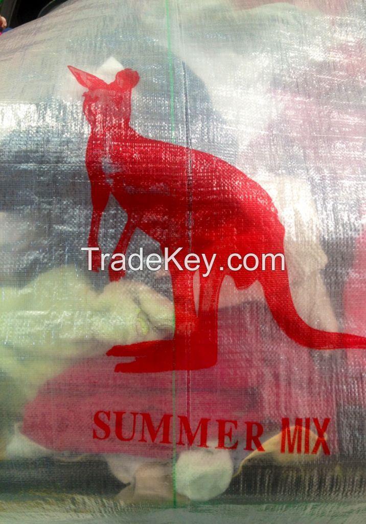 Used Clothing from Australia Kangaroo Brand