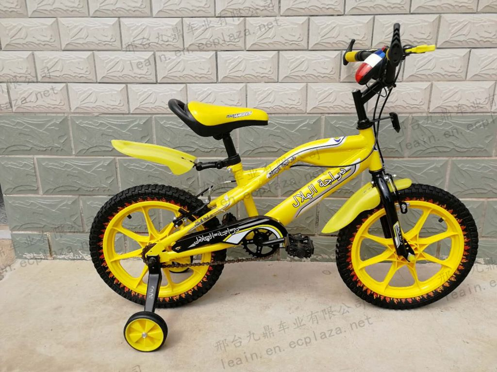 2018 Hot Selling Strong Steel BMX Kids Bicycle/12''Children good quality cheap price KID Bike with Training Wheel