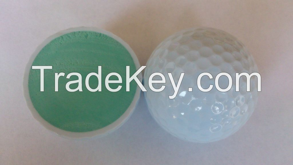 Wholesales golf ball with 10 years manufacture experience in China