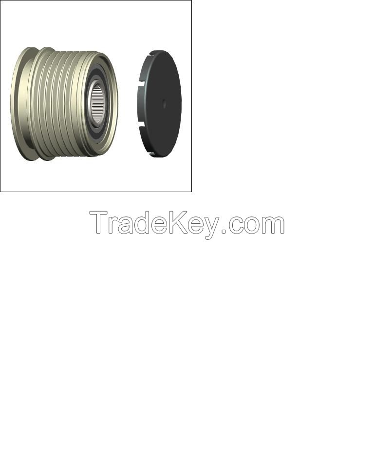 Alternator pulley for Renault