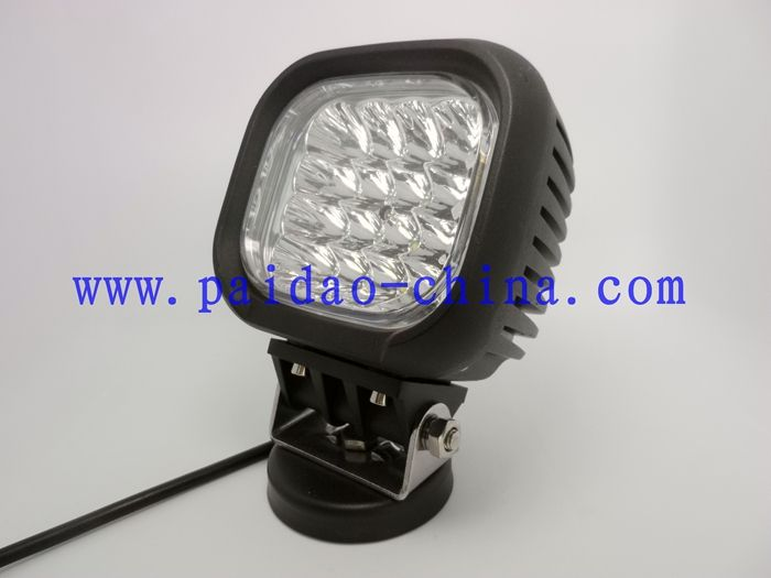 48W bright Led car Light, Led Working Light for off road SUV truck