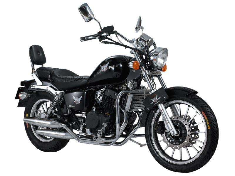 250cc Retro Cruiser Motorbikes