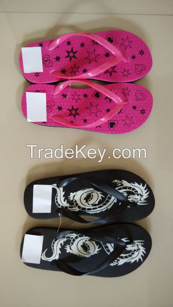 EVA Slippers, Rubber Slippers, Flip Flops