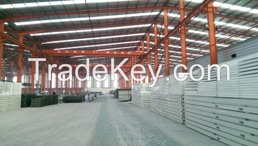 Prefabricated Steel Structure Factory Workshop