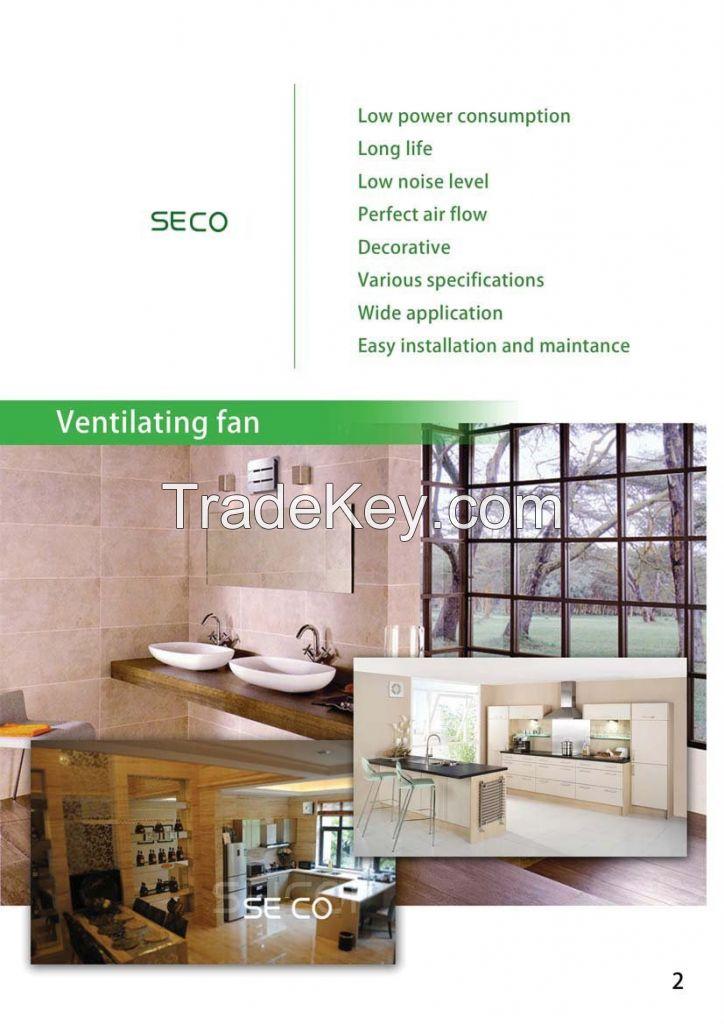 Domestic Ventilation Fans