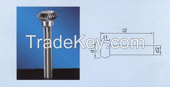 carbide rotary bur