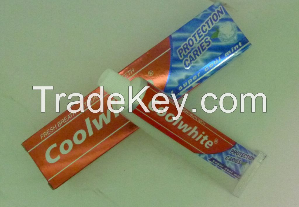 coolwhite toothpaste