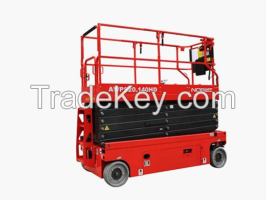 Hydraulic scissor lift platform for sale
