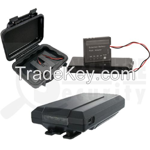 Real Time GPS Tracker with 80 Hour Battery Pack