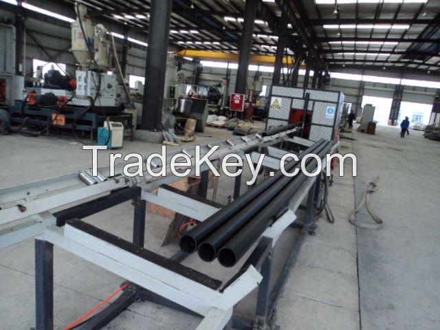 Steel Wire Reinforced Polyethylene Pipe