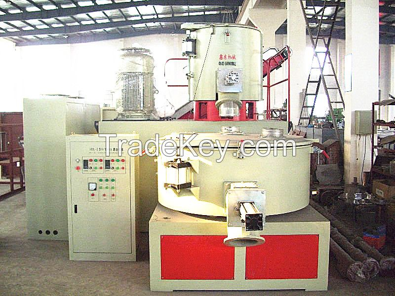 High mixing machine
