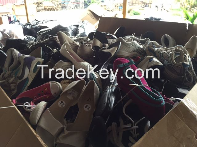 Graded Used Shoes