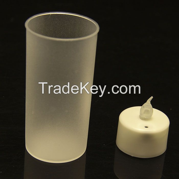 Expressing Love Voice-control LED Light Candles