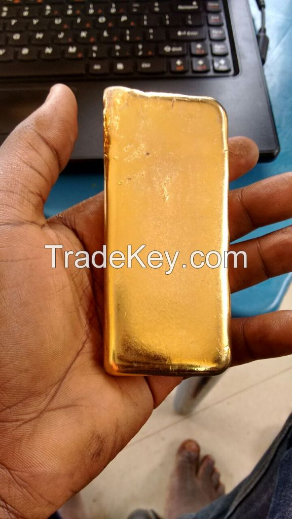 Gold Bars,Gold Dust