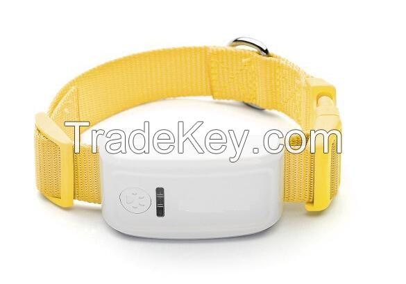 Newest Worlds Smallest PET GPS Tracker, Micro Hidden Tracker GPS, Mini GPS Tracker for Cat T201-2