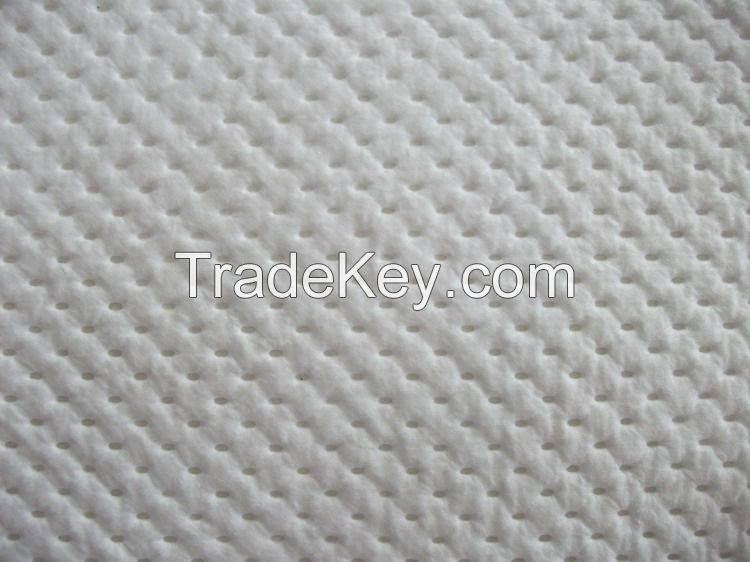 100% PP nonwoven oil absorbent mats