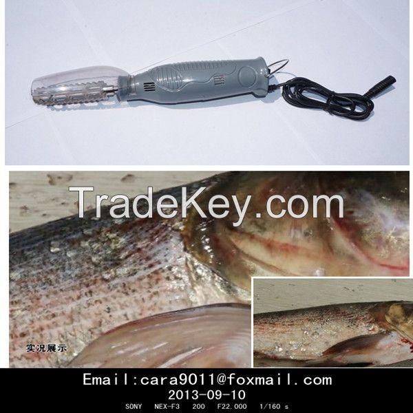 Electric fish scaler Scales scraper