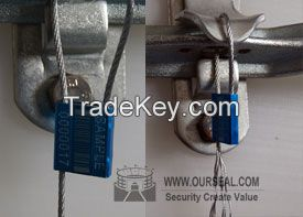 OS6002, Security seals cable seals cheapest pull tight container seals