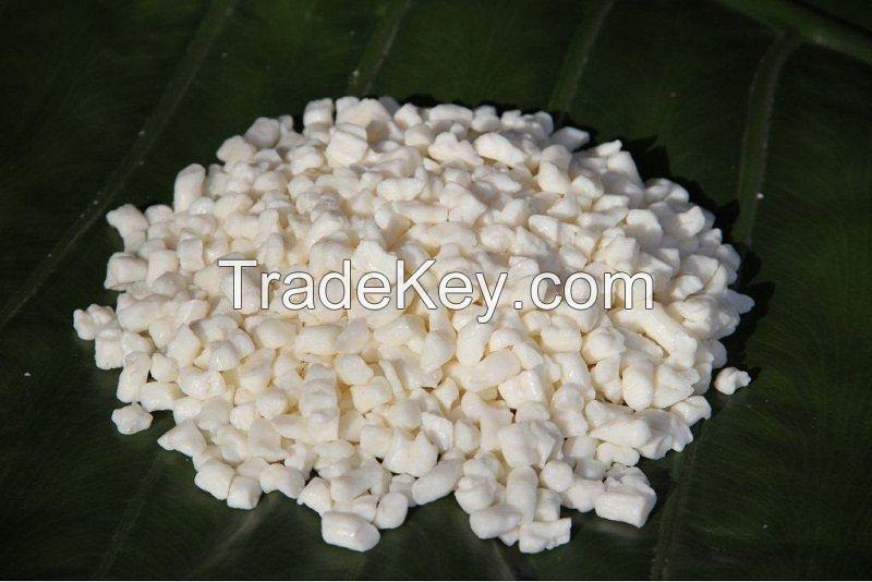 Natural White Soap Noodles 9010 74%TFM