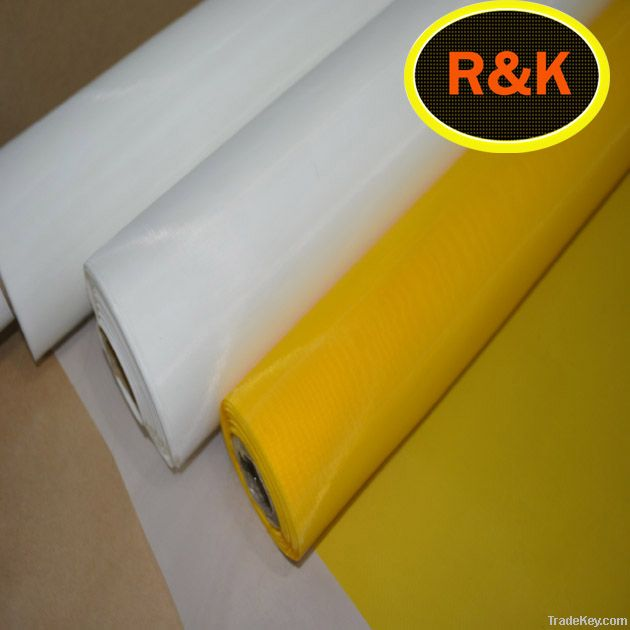 Polyester printing screen mesh