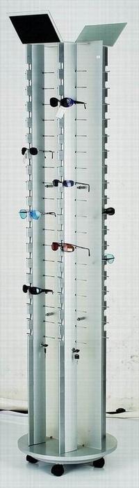 Floor Rotating Eyeglass Displays