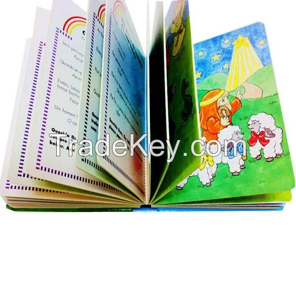 Comic Book Printing Coloring Child Board Book Printing