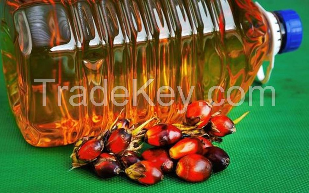 100% REFINED PALM OIL