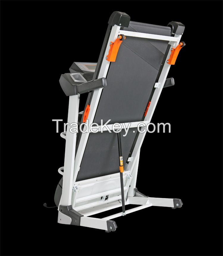 Wholesale deluxe fitness Multifunctional motorized treadmill for sale