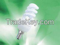 half spiral ,energy saving light,high quality cfl