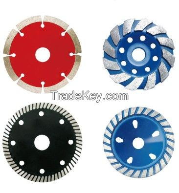Automatic saw blade grinding machine open