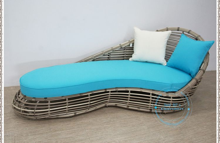 outdoor furniture rattan wicker garden sofa