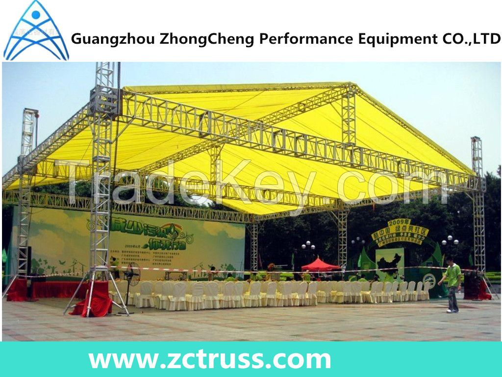 Aluminum Alloy Lighting Stage Truss