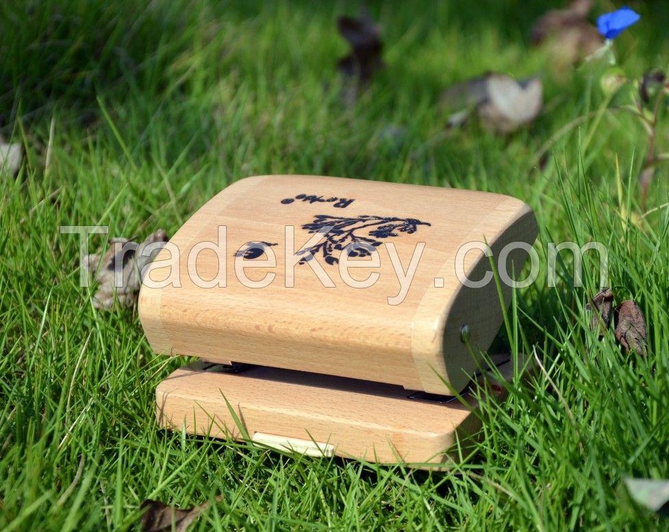 wooden puncher
