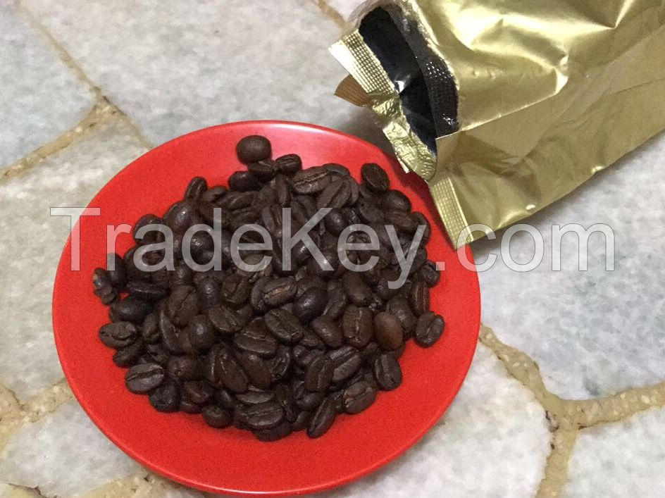 Indonesian Luwak Arabica Coffee Bean