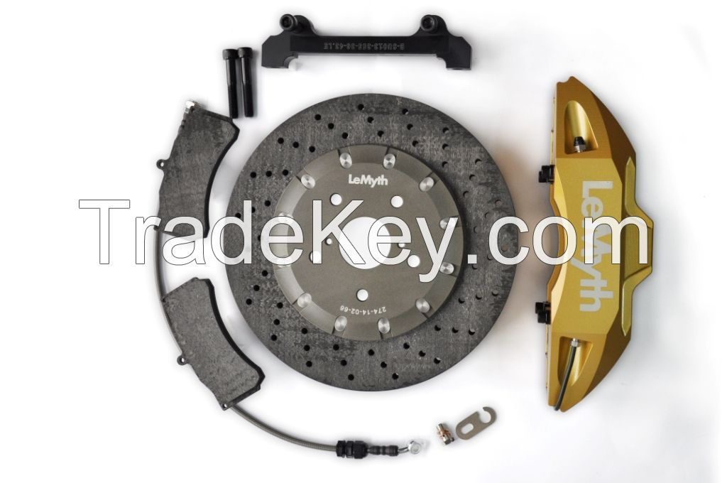 Carbon composite Brake assembly products