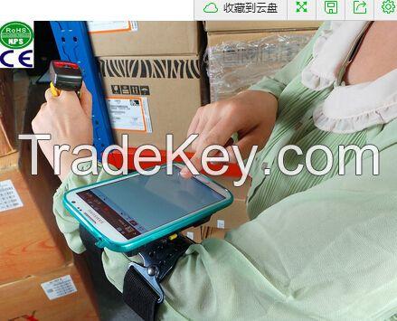 GS-WT1000 Smart Wearable Barcode Scanner Data Terminal